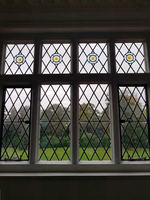 V34 VICTORIAN STAINED GLASS