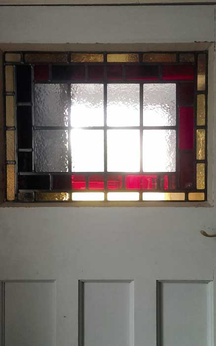 V13 VICTORIAN STAINED GLASS