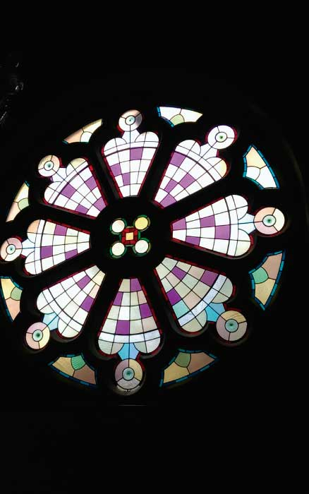 EC7 ECCLESIASTICAL STAINED GLASS