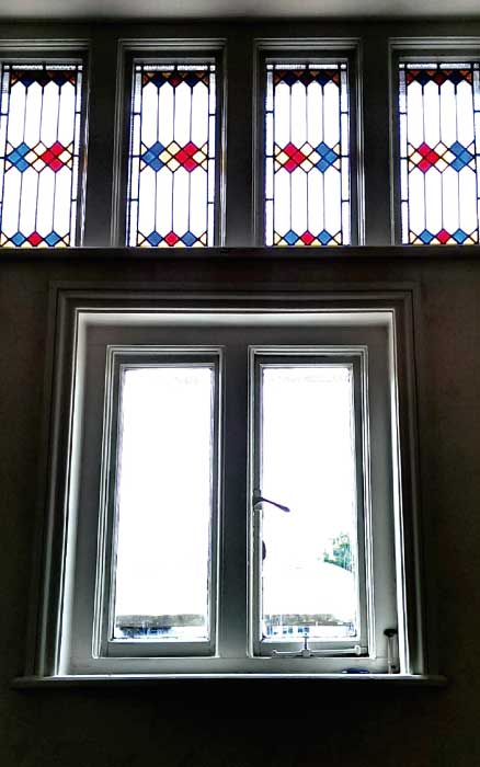 V2 VICTORIAN STAINED GLASS