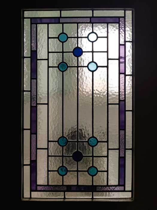 V39 VICTORIAN STAINED GLASS